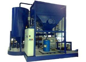 carbide filtration system