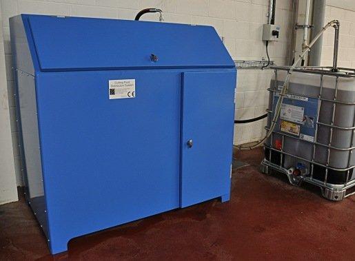 central coolant distribution system