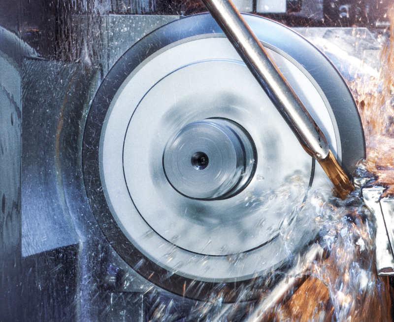 hard metal grinding filtration